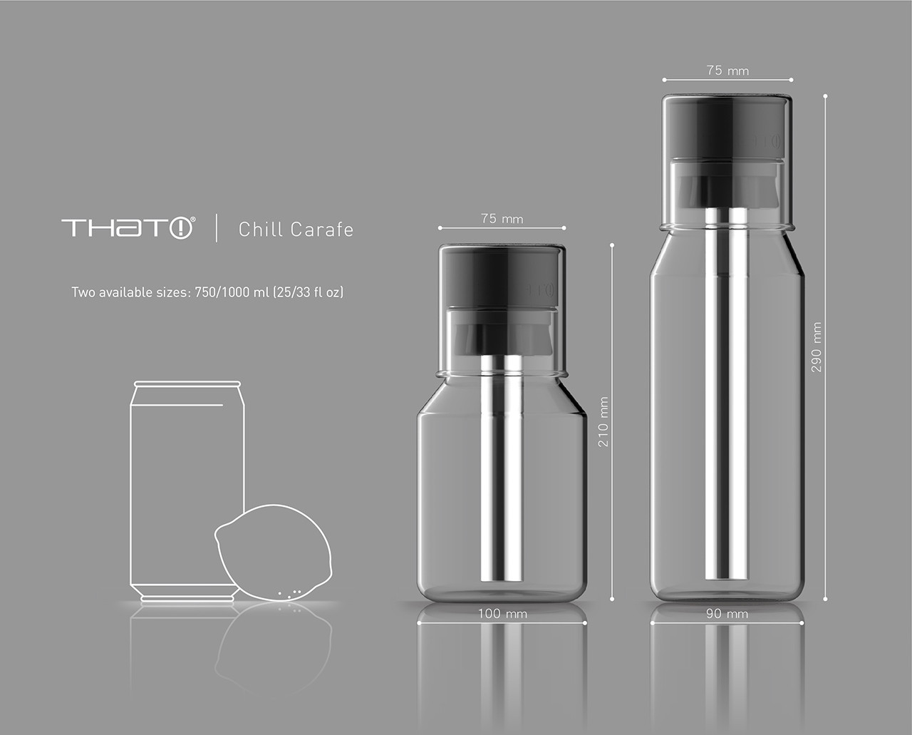 Chill Carafe-Landing Page